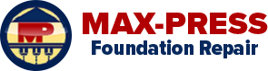 Max Press Foundation Repair
